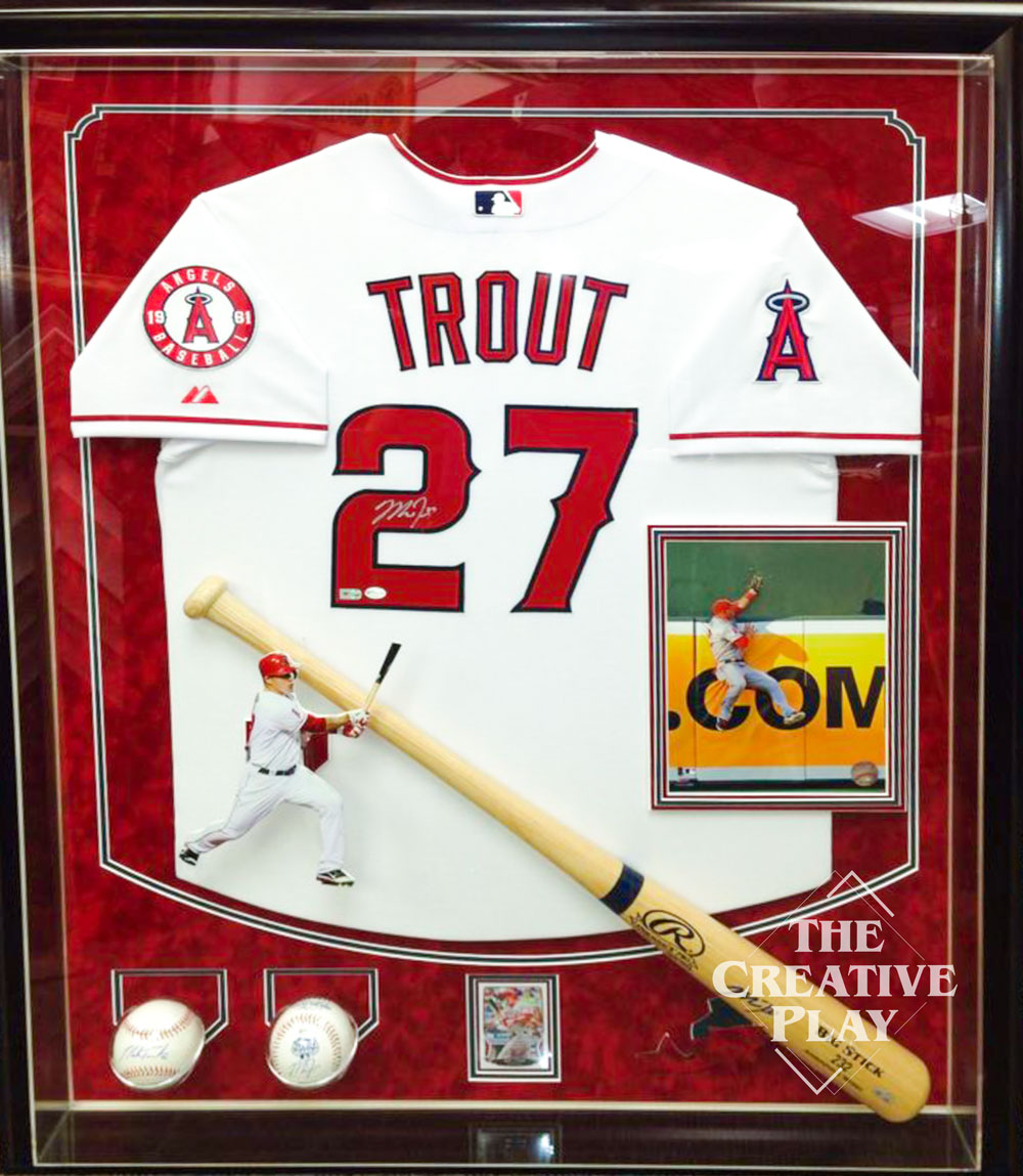 Custom Jersey Frames – The Creative Play