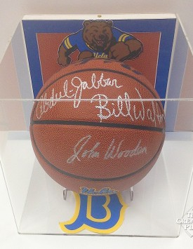 Custom Basketball Frames in Orange County
