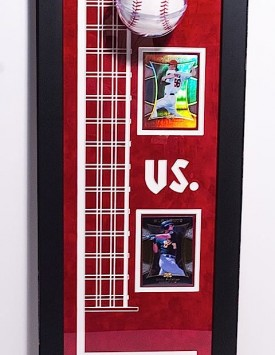 Custom Baseball Framing in Orange County
